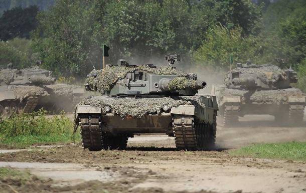Польша потратит полмиллиарда на модернизацию танков