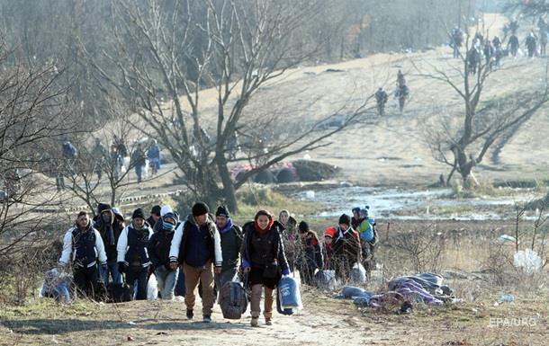 ООН: В 2015 году в Европу перебрался миллион мигрантов