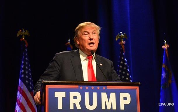 Трамп хочет обойти соперников по тратам на кампанию