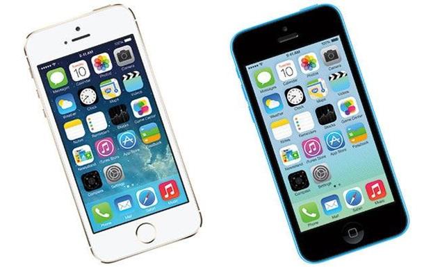цветовое исполнение iPhone