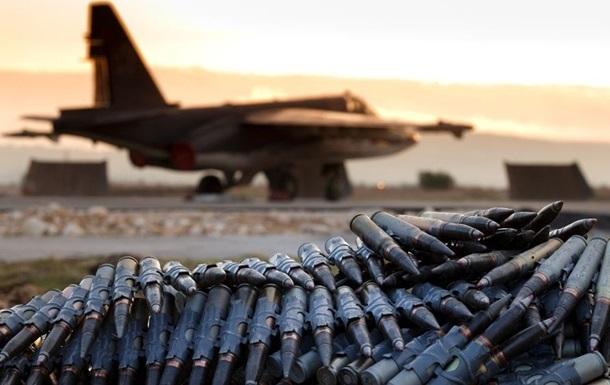 Москва: В Сирии разбомбили сходку лидеров ИГИЛ