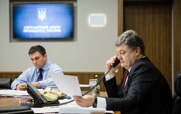 Порошенко рассказал о  нормандских  переговорах