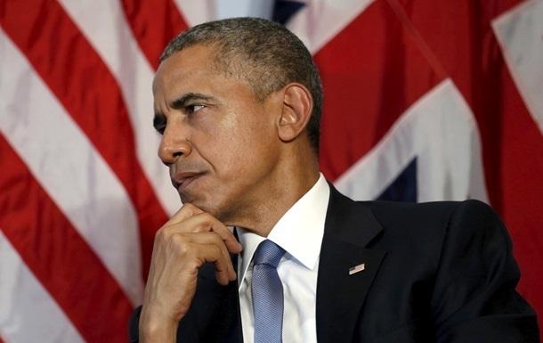 СМИ: Обаму предупредили о возможных терактах на Новый год