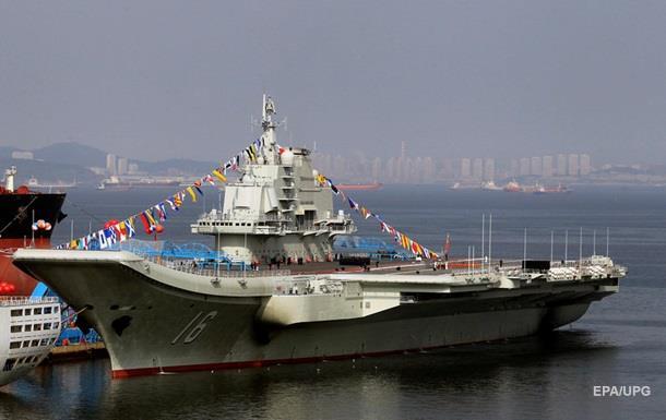 Китай заявил о строительстве второго авианосца