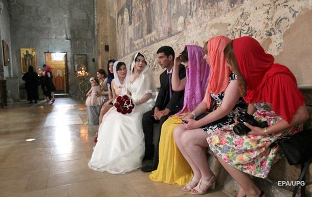 В Грузии вводятся новые ограничения на ранние браки