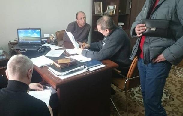 У советника Саакашвили проводят обыск - журналист