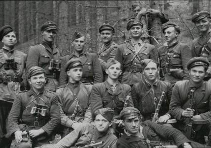 Андрей Марценюк – бунчужный УПА, чей взвод уничтожил полк немцев и власовцев