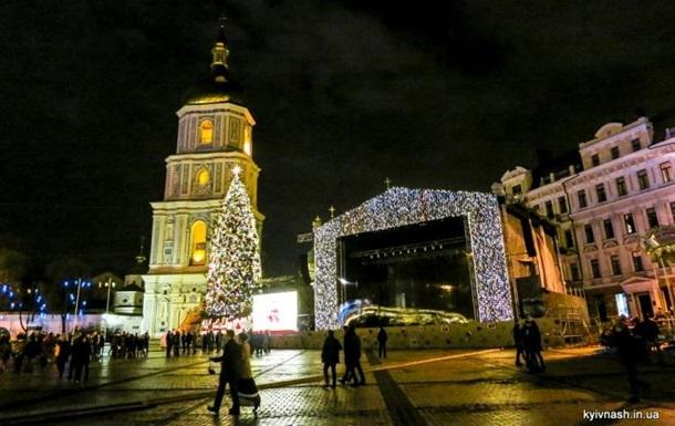 В Новый год в Киеве будут дежурить более 500 правоохранителей