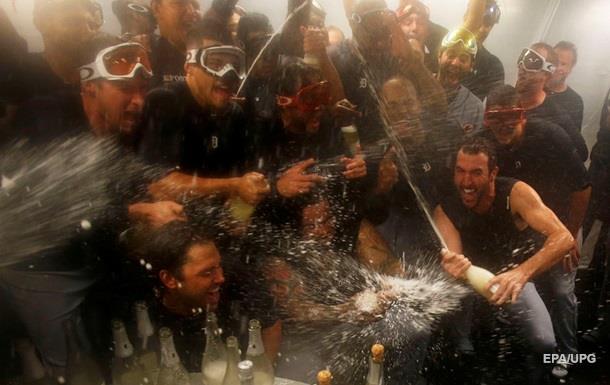 В мире продано рекордное количество шампанского за год