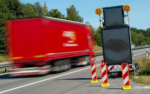 Массовое ДТП в Германии: столкнулись 24 авто, есть погибший