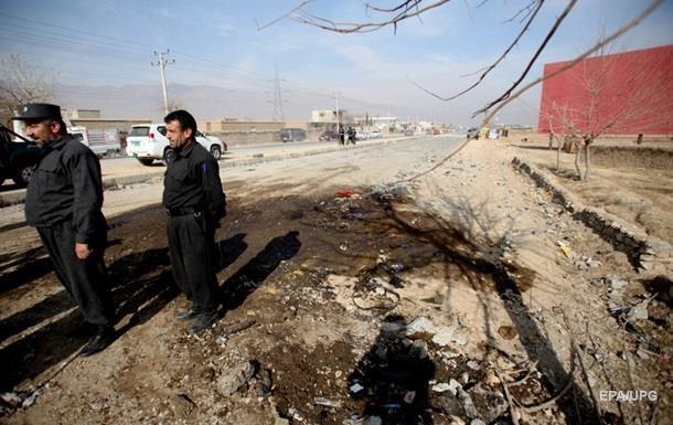 В Кабуле произошел взрыв в районе, где находятся посольства