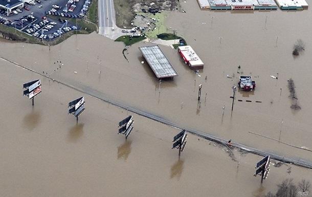 22 человека стали жертвами наводнения в США