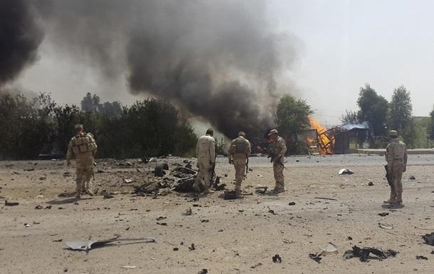 Боевики напали на базу ВВС Индии