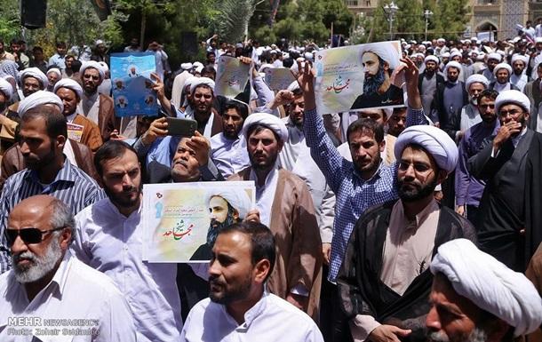 На Ближнем Востоке протесты из-за казни проповедника