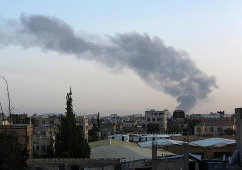 ПВО Саудовской Аравии сбили ракету, запущенную с территории Йемена