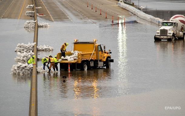 Наводнение в Миссури: объявлено ЧП