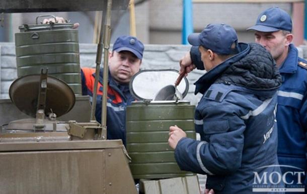 Журналисты не нашли пунктов обогрева в Днепропетровске
