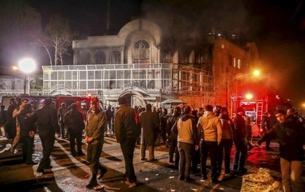 Саудовская Аравия обратилась в Совбез ООН из-за атаки на посольство в Иране