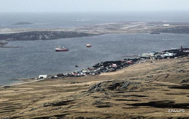 Аргентина хочет вернуть Фолклендские острова