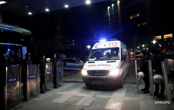 ДТП с автобусом в Турции: девять жертв
