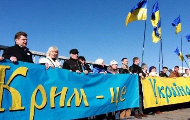 Деокупація Криму = піднесення України + активізація кримських українців, татар