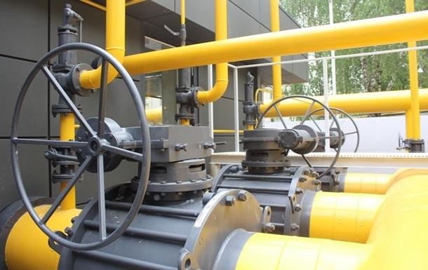 Газ в Геническе