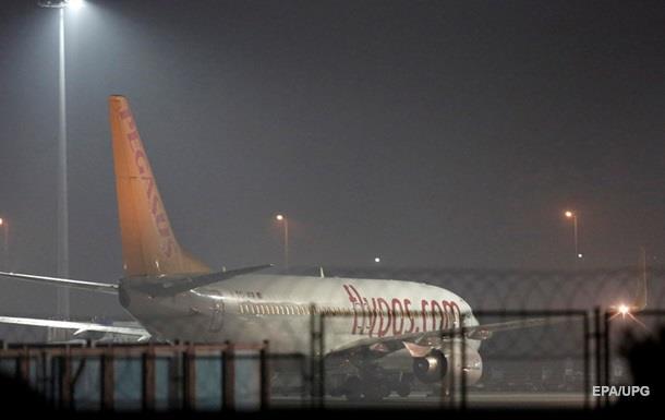 Турецкий лоукостер отменил рейсы в Россию