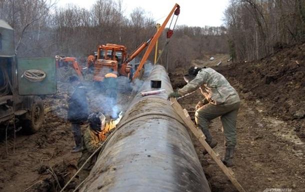 Киев восстановил подачу воды в ЛНР