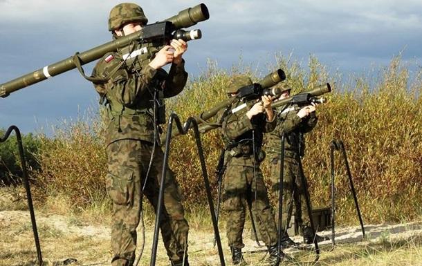 Польша укрепит свою восточную границу