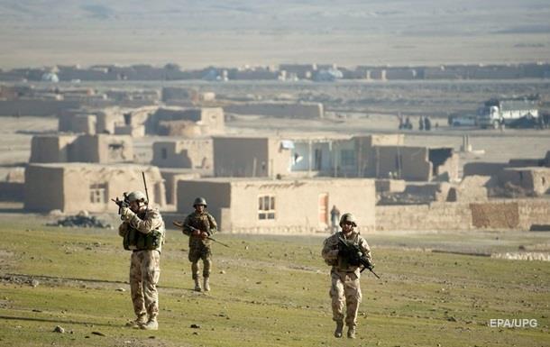 В Афганистане убит американский солдат, двое ранены