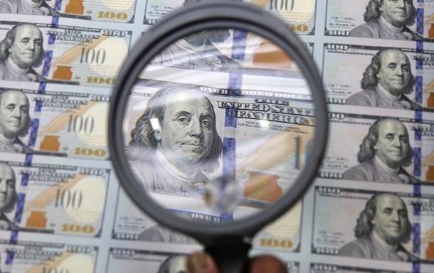 Доллар США достиг 13-летнего максимума