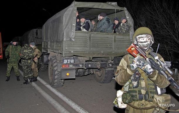 В ЛНР обещают отпустить всех пленных на Рождество