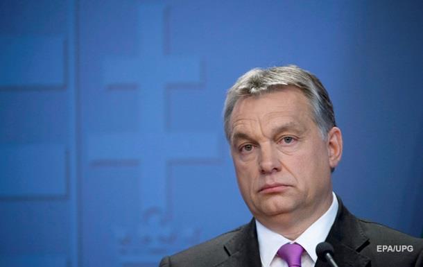 Венгрия обещает блокировать санкции против Польши