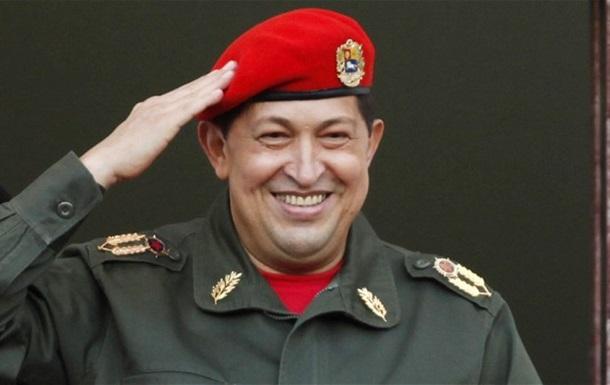 Мэр столицы Венесуэлы приказал повесить портреты Чавеса на всех улицах