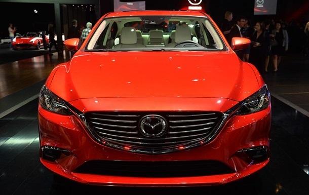 Mazda отзывает в США авто из-за дефекта подушек безопасности