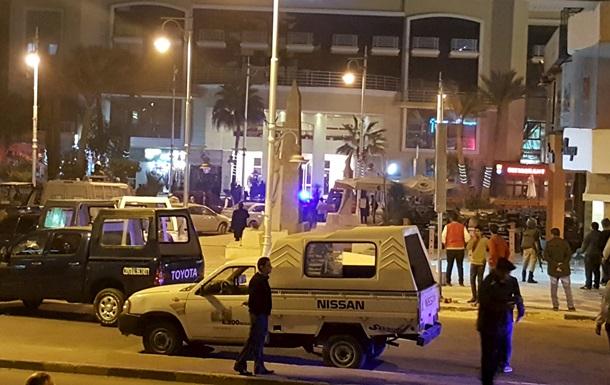 Нападение на отель в Египте назвали попыткой грабежа