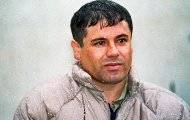 Наркобарона Коротышку доставили обратно в тюрьму