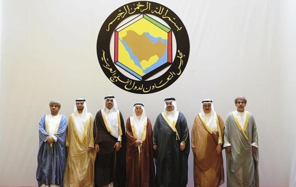 Страны Персидского залива готовят санкции против Ирана