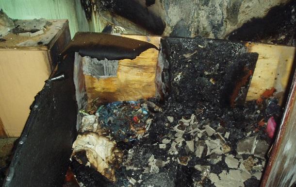 Под Киевом горел роддом