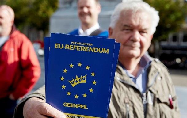 Премьер Голландии успокаивает своих граждан – «членства Украины в ЕС не будет!»