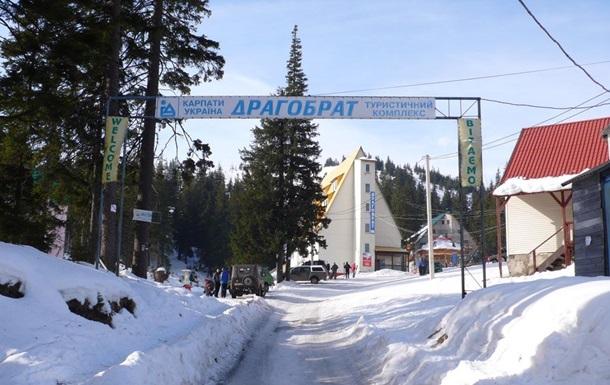 На курорте в Закарпатье произошла перестрелка с правосеками- СМИ