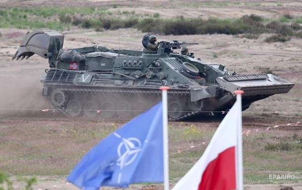 Польский министр назвал Польшу  фронтовой