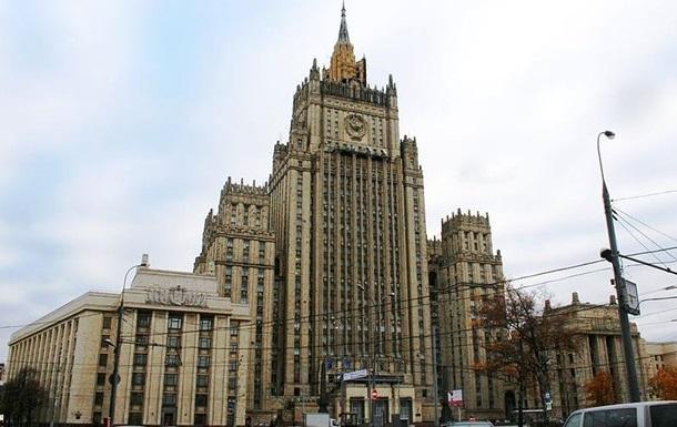 В Москве ответили советнику Порошенко о россиянах