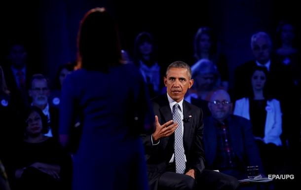 Обама отказался поддержать кого-либо из кандидатов