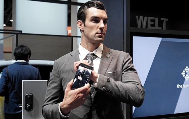 смарт-костюм Samsung
