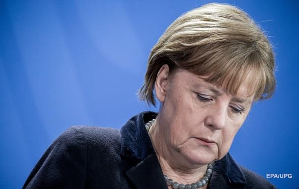 У Меркель заявили, что она не планировала поездку в Давос