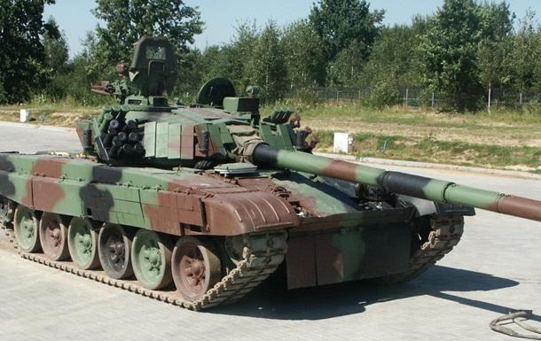 Украина модернизирует польские танки