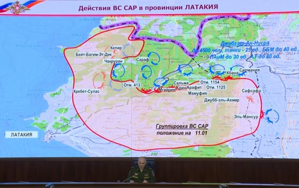 РФ заявила о переброске помощи ИГ из Турции в Сирию