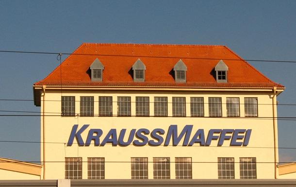 Немецкий концерн Krauss-Maffei покупает китайская химкомпания