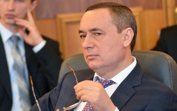 Мартыненко заявляет, что предупреждал о неявке на допрос